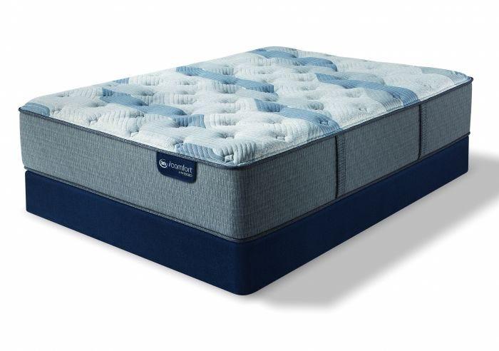 video blue twin mattress34 blue