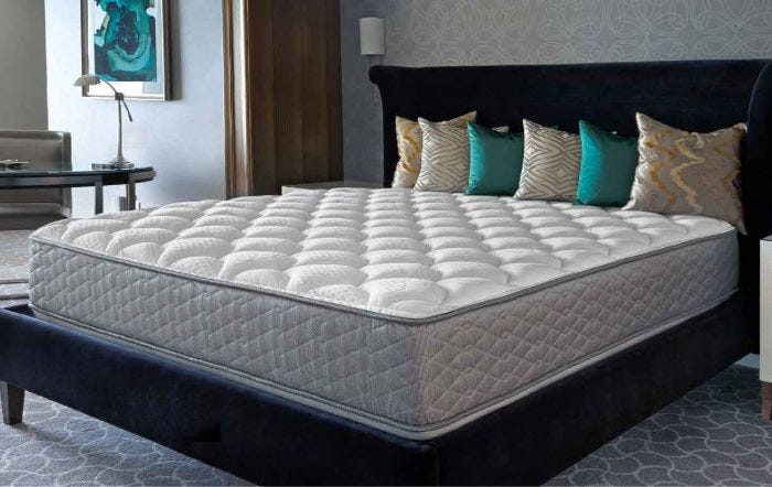 Queen Serta Perfect Sleeper Hotel Concierge Suite Ii Firm Double