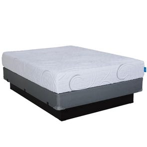 Full XL Diamond iDream Fusion Plush 10 Inch Mattress