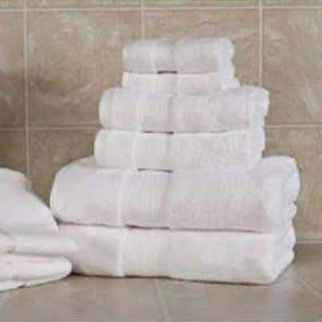Downright Spa Hand Towel Set of 6
