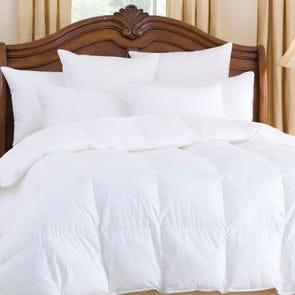 Downright Nirvana 700 Fill Polish Goose Down Medium Standard Pillow