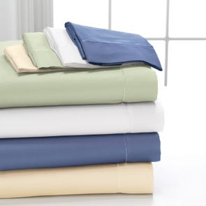 DreamFit Degree 2 Choice Natural Cotton Twin Size Sheet Set