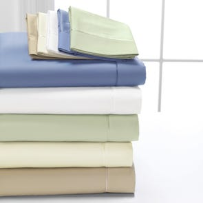 DreamFit Degree 3 Select World Class Cotton Split Cal King Size Sheet Set
