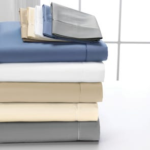 DreamFit Degree 5 Premium Bamboo-Rich Comfort Pillow Case Pair