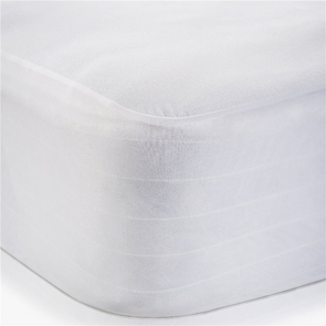 Dreamtex Bamboo Jersey Full Mattress Protector by Greenzone Sleep