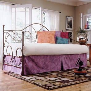 Fashion Bed Group Caroline Daybed in Flint