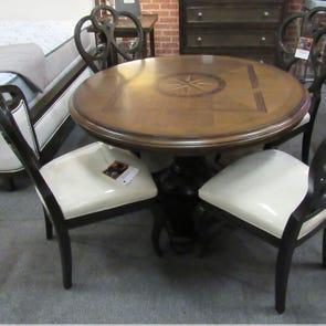 Clearance Fine Furniture Design Protege Loggia Dining Set OVFCR081842