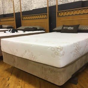 Full Grand Rapids Bedding CopPure X10 11 Inch Mattress