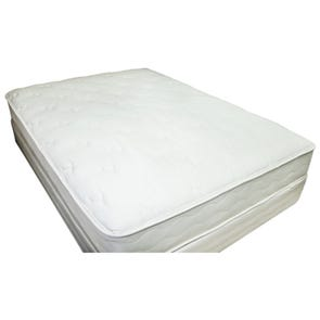 Joybed LX Natural Luxury Firm 10 Inch King Mattress Only SDMB022057 - Scratch and Dent Model ''As-Is''
