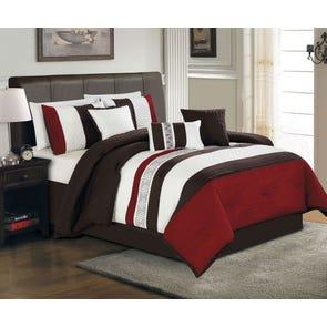 Hallmart Ethan Comforter Set