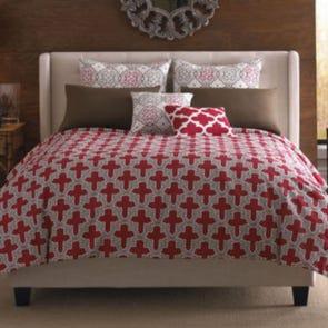 Hallmart USA Sinbad 6 Piece King Comforter Set