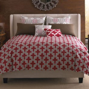 Hallmart USA Sinbad 8 Piece Queen Comforter Set