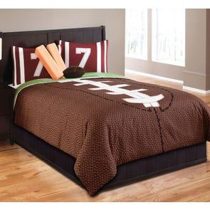 Hallmart Touchdown Comforter Set