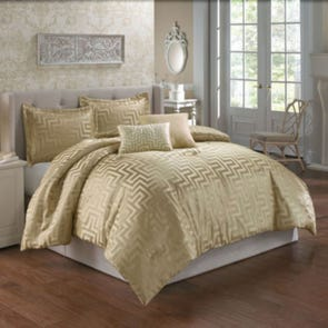 Hallmart Waverly 5 Piece King Comforter Set