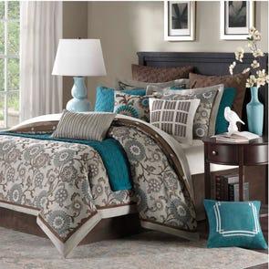 Hampton Hill Bennett Place Comforter Set by JLA Home