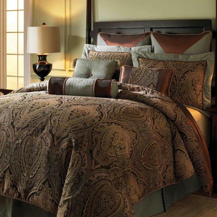 Comforter Sets.Hampton Hill Canovia Springs Comforter Set By Jla Home