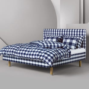 Full Hastens Marquis Frame Bed at Hastens Detroit