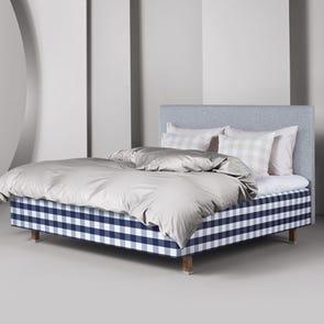 King Hastens Superia Frame Bed at Hastens Detroit