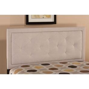 Hillsdale Furniture Becker Headboard in Cream Queen Size