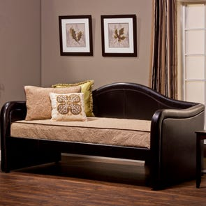 Hillsdale Furniture Brenton Daybed with FREE Trundle