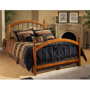 Hillsdale Furniture Burton Way Bed King Size