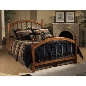 Hillsdale Furniture Burton Way Headboard King Size