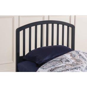 Hillsdale Furniture Carolina Headboard in Navy Full/Queen Size
