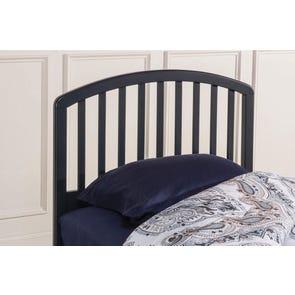 Hillsdale Furniture Carolina Headboard in Navy Twin Size