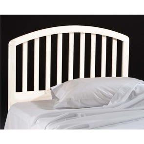 Hillsdale Furniture Carolina Headboard Twin Size in White