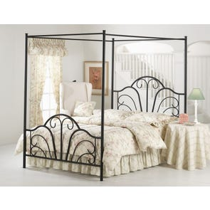 Hillsdale Furniture Dover Canopy Bed Queen Size
