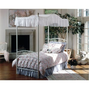 Hillsdale Furniture Emily Canopy Bed Full Size