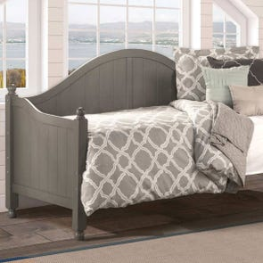 Hillsdale Furniture Augusta Daybed in Stone