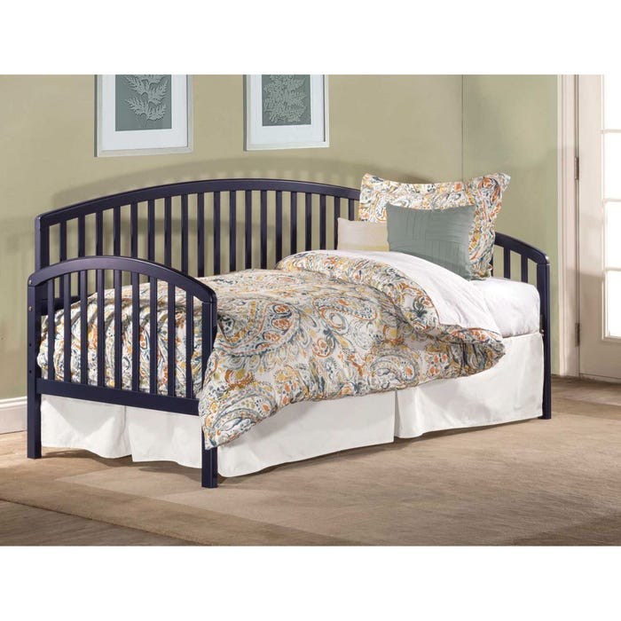 Hillsdale Furniture Carolina Daybed In Navy