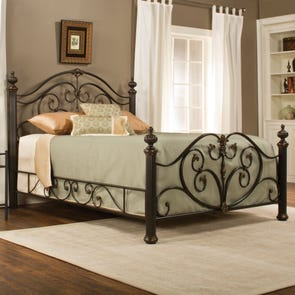 Hillsdale Furniture Grand Isle Bed King Size