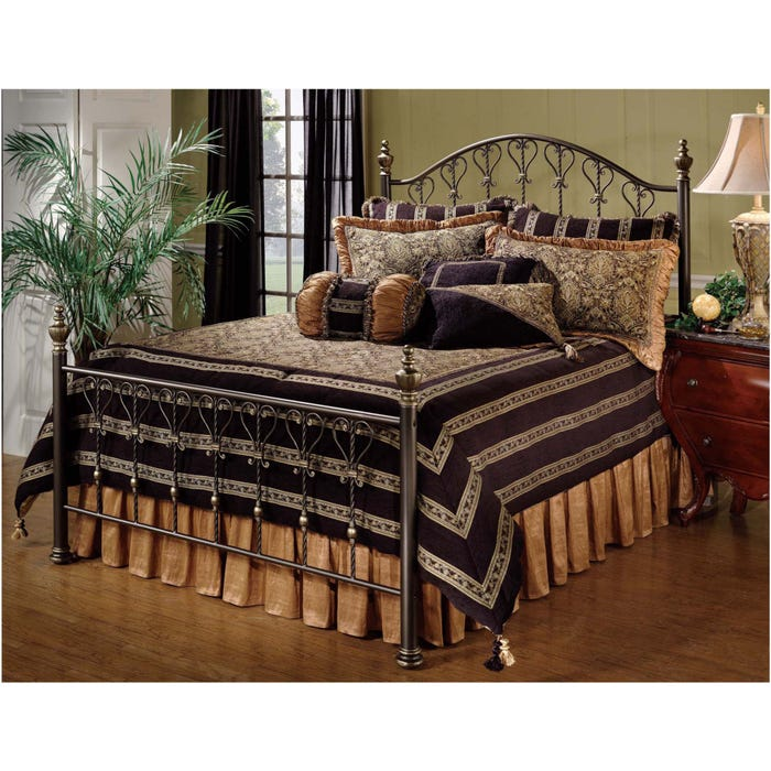 Hillsdale Furniture Huntley Bed Queen Size