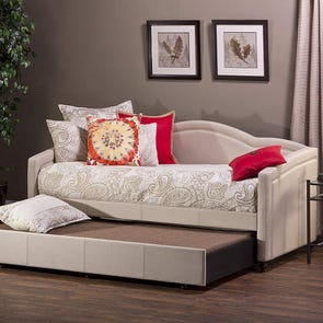 Hillsdale Furniture Jasmine Daybed with FREE Trundle