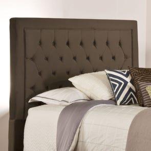 Hillsdale Furniture Kaylie Headboard in Pewter Queen Size