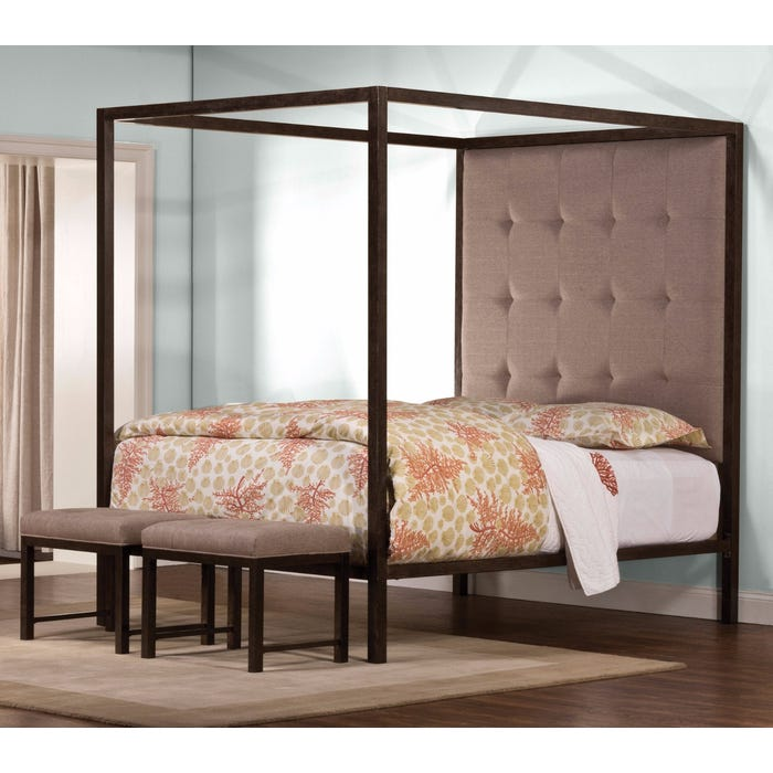 Hillsdale Furniture King S Way Canopy Bed Queen Size