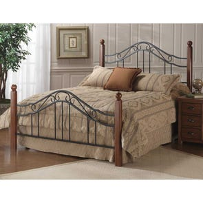 Hillsdale Furniture Madison Bed King Size