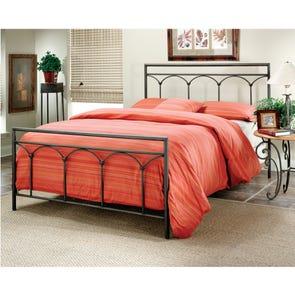 Hillsdale Furniture McKenzie Complete Bed King Size