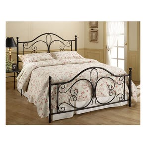 Hillsdale Furniture Milwaukee Complete Bed King Size