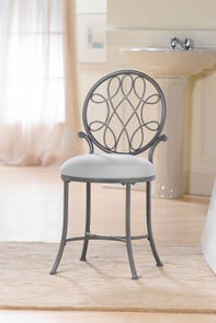 Hillsdale Furniture O'Malley Vanity Stool