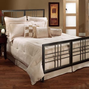 Hillsdale Furniture Tiburon Metal Bed King Size