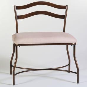Hillsdale Furniture Windsor Vanity Bench