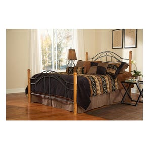 Hillsdale Furniture Winsloh Complete Bed King Size
