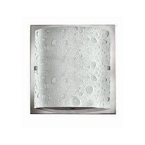 Clearance Hinkley Lighting Daphne 1-Light Wall Sconce OVFCR011817