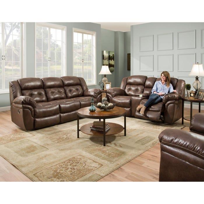 Stupendous Homestretch Frontier Power Reclining Sofa In Espresso Evergreenethics Interior Chair Design Evergreenethicsorg