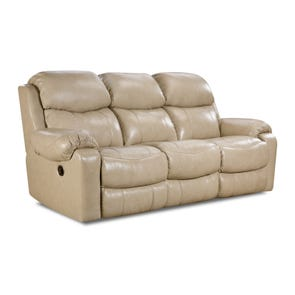 HomeStretch Hayden Power Reclining Sofa in Sand