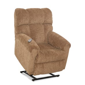 HomeStretch Norton Lift Recliner in Toast