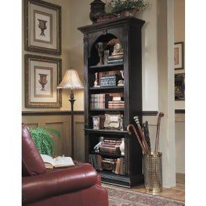 Hooker Furniture Arbor Hill Black Bookcase